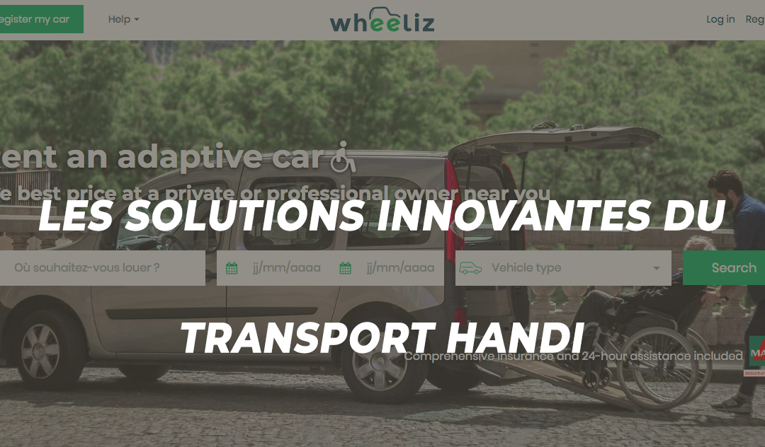 [CONSEILS] Les solutions innovantes du transport handi
