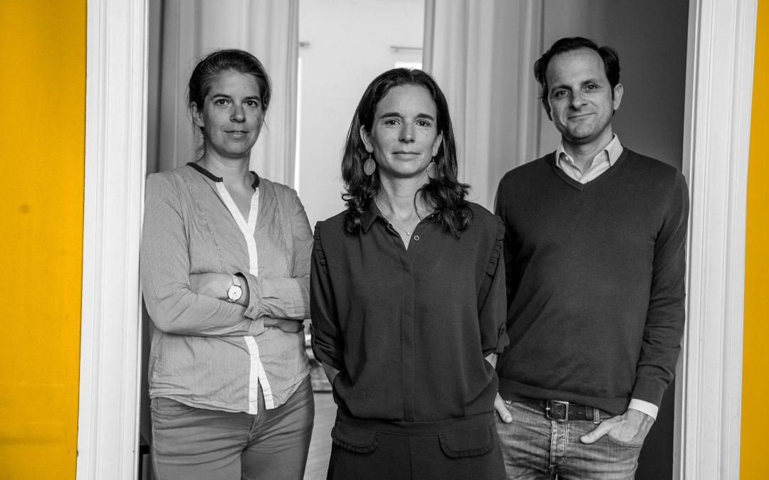 Interview d'Anne-Sophie, co-fondatrice de La Cagnotte Des Proches